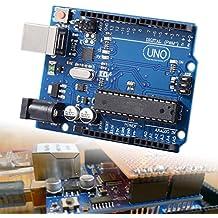 XCSOURCE® Tablero UNO R3 ATmega328P ATmega16U2 Versión 2015 + Cable USB Gratis Para Arduino DIY