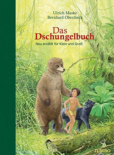 dschungelbuch buch Das Dschungelbuch: Neu erzählt für Klein und Groß