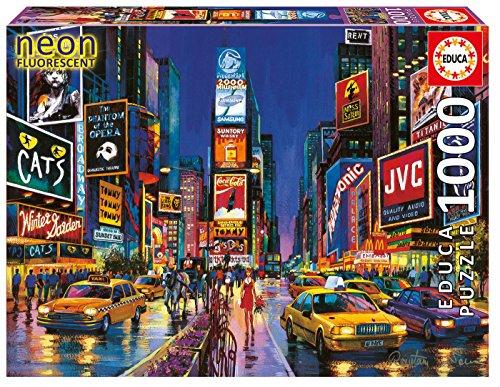 Educa Borras 13047 - 1000 Times Square New York