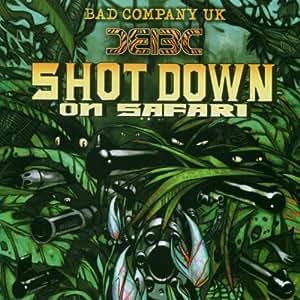 Shot Down On Safari