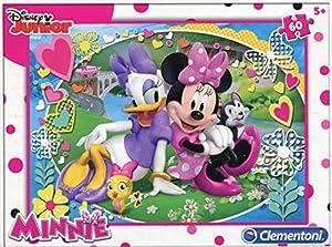 Minnie Mouse - Little Puzzle de 60 Piezas (Clementoni 08428)