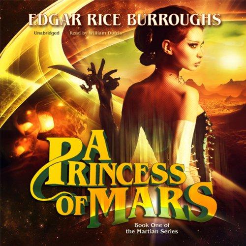 A Princess of Mars  Audiolibri