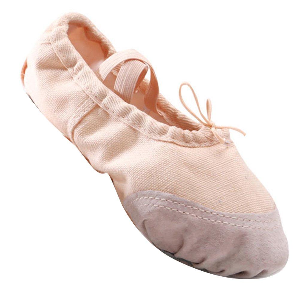 Zhuhaitf Professionnel Adults Femmes Teenage Children Filles Leisure Ballet  Dance Toile Shoes KMG51002: Amazon.fr: Chaussures et Sacs