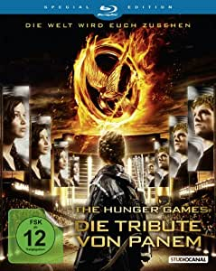 Die Tribute von Panem - The Hunger Games [Special Edition] [Blu-ray]