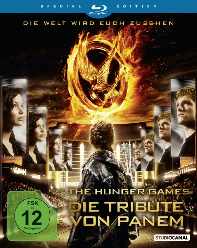 STUDIOCANAL Die Tribute von Panem - The Hunger Games [Blu-ray] [Special Edition]