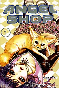 Angel Shop Edition simple Tome 1