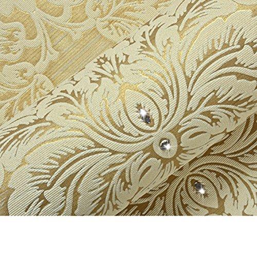GXX Continentale di tessuto Non tessuto diamante sfondi a Damasco/Stereo3D carta da parati gregge/ carta da parati camera da letto con salotto-E