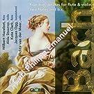 Carl Philipp Emanuel Bach: Five Flute Trios by Wilbert Hazelzet (1996-03-26)