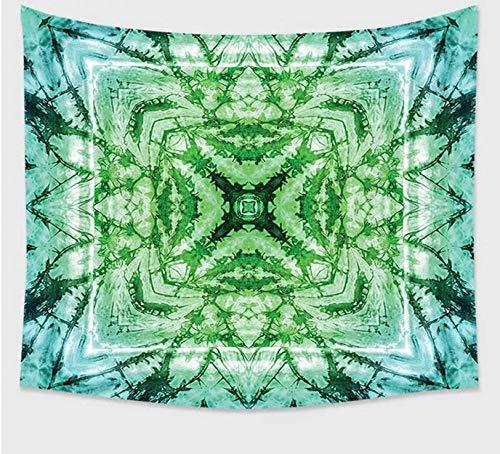 zhj888 Tenture Murale Cravate Teint Étoiles Décoratives en Couleur200*150Cm