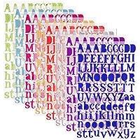 Amazonfr Stickers Lettres Autocollants Scrapbooking Cuisine
