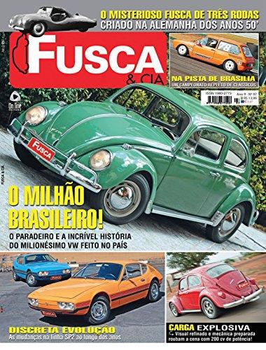 Fusca & Cia ed.97 (Portuguese Edition) por On Line Editora