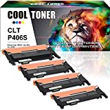 Cool Toner 1 Set kompatibel Remanufactured fuer CLT-P406C fuer Samsung Xpress C410W C460W Toner Cartridges