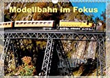 Modellbahn im Fokus (Wandkalender 2016 DIN A4 quer): gebraucht kaufen  Wird an jeden Ort in Deutschland