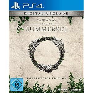 The Elder Scrolls Online: Summerset – CE Upgrade DLC | PS4 Download Code