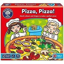 Orchard Toys Pizza, Pizza!, Gioco da tavola [Lingua inglese]