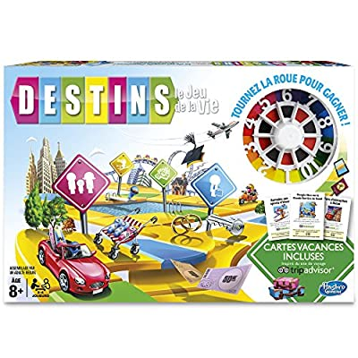 Hasbro - Jeux de Société - Destins