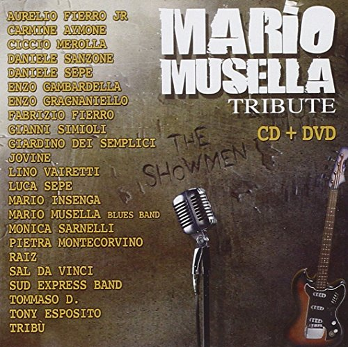 Mario Musella Tribute (CD+DVD)
