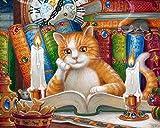 Die Lese Katze Jigsaw Puzzle 1000 Teile