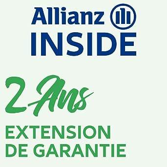 Allianz Inside, 2 Ans Extension de Garantie pour Les Appareils de Cuisson, de 100,00 € à 149,99 €