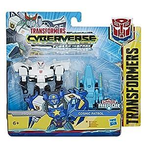 Transformers Hasbro Cyberverse Spark Armor Battle Prowl,, E4295ES0