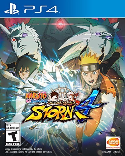 Naruto Shippuden: Ultimate Ninja Storm 4 - PlayStation...