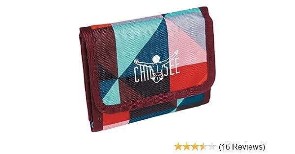 100% QualitäT Chiemsee Wallet Portemonnaie Geldbörse Geldbeutel Pink Mit Muster Kleidung & Accessoires Geldbörsen & Etuis