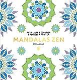 Le petit livre de coloriage : mandalas zen...