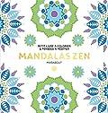 Le petit livre de coloriage - Mandalas zen