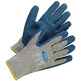Arbeitshandschuh Präzisionshandschuh Handschuh Kori-Cut Grip grau-blau - Größe 8