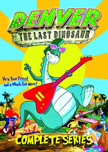 Denver the Last Dinosaur: Complete Series [Edizione: Francia]