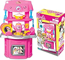 Dede -  Fentoys 01503 Barbie Şef Mutfak
