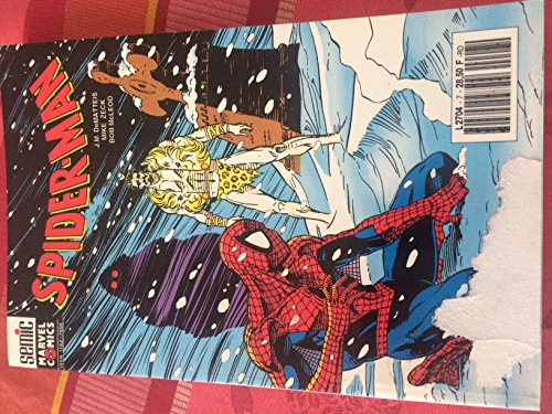 SPIDER MAN N° 7 l ame du chasseur (semic 1993) VF