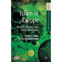Islam in Europe: Public Spaces and Civic Networks (Islam and Nationalism) by S. Sofos (2013-10-25)
