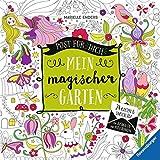Post für dich! Mein magischer Garten: 24 Karten & Umschläge zum Ausmalen und Verschenken