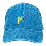 YYERINX Oh Deer I'm Queer Denim Hat Adjustable Womens Great Baseball Caps