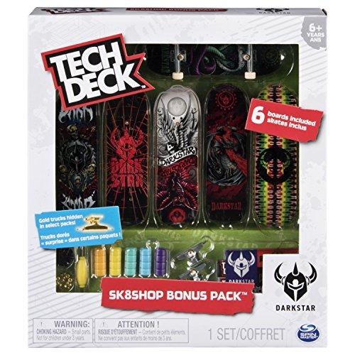 """Tech Deck 6028845"""" Bonus Sk8 Shop Playset, Multi Colour"""