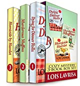 Chubby Chicks Club Box Set (3 Books: Bestselling Cozy Mystery Series ) (English Edition)