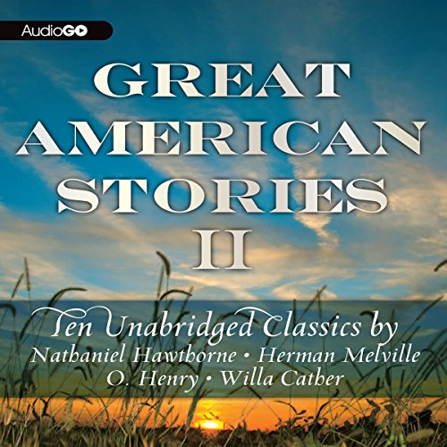 Great American Stories II  Audiolibri