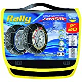 Rally 15011  Chaînes à neige, 20 g, 9 mm, 2 pièces