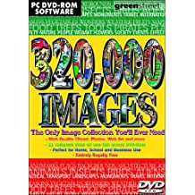 Greenstreet 320,000 Images (DVD) (PC)