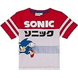 BestTrend Sonic The Hedgehog Niños Camiseta T-Shirt