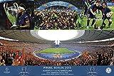 empireposter - Fc Barcelona - Stadion Champions - Größe (cm), ca. 91,5x61 - Poster, NEU -