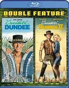 Crocodile Dundee / Crocodile Dundee II [Blu-ray] [Import anglais]