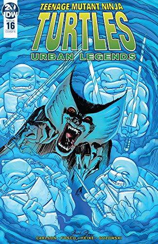 Teenage Mutant Ninja Turtles: Urban Legends #16 (English ...