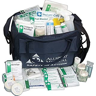 Team First Aid Kit - Perfect for Treating Team Injuries Sustained On The Pitch or Court [Net World Sports]