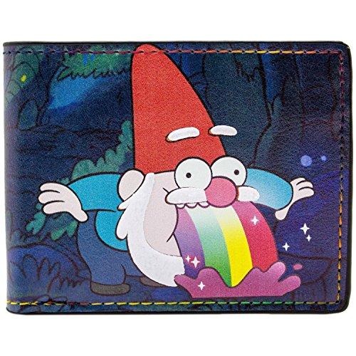 Disney Gravity Falls Gnom Mehrfarbig Portemonnaie Geldbörse