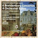 Concerti Brandeburghesi 1-6 + 4 Ouverture (Box3Cd)