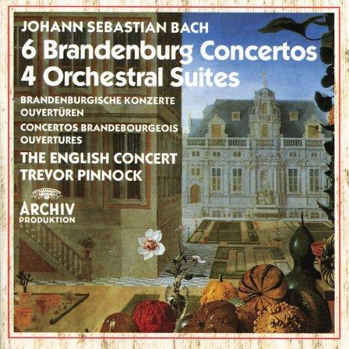 Bach:6 Brandenburg Concertos / 4 Orchestral Suites