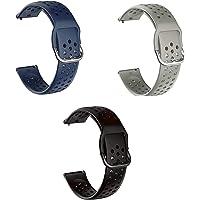 Sounce Active Watch Straps/ Watch Band Compatible for Amazfit GTS 2 Mini, Amazfit Bip/ Bip U/ Bip U Pro/ Bip Lite, Bip S…