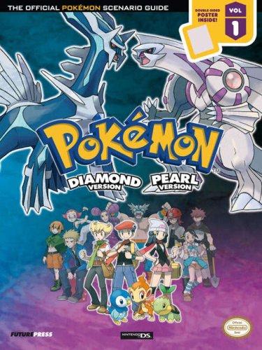 Pokemon Diamond and Pearl Official Strategy Guide por Future Press
